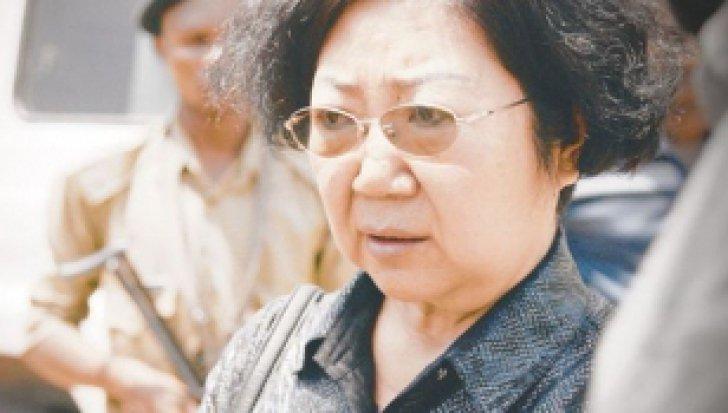 Femeia care se ascundea de zeci de ani