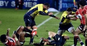 Cupa Mondială de Rugby. Doliu la naţionala României. I-a murit mama, dar a rămas lângă echipă