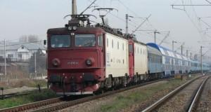 Un tren a rămas blocat pe șine, în județul Timiș. Traficul a fost întrerupt