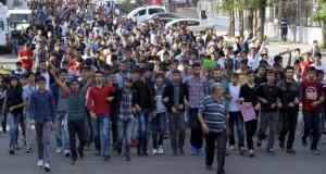 Protest de amploare, după atentatul din Ankara. 10.000 de persoane manifestă împotriva regimului