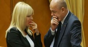 Gestul misterios făcut de Elena Udrea în Parlament
