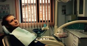 Viorica Susanu preocupată de sănătatea dentară a sa și a copiilor ei
