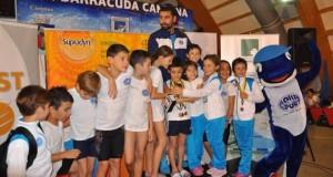 31 de medalii pentru sportivii C.S. Aqua Sport București la Cupa Înotătorului de la Câmpina