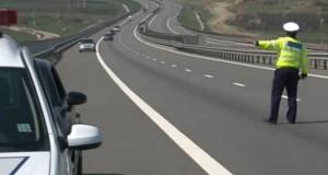 Un bihorean, prins în timp ce gonea pe autostradă cu o viteză uluitoare. Ce a înregistrat radarul