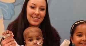 Miraculos! Cum s-a vindecat de cancer o fetiță de 1 an