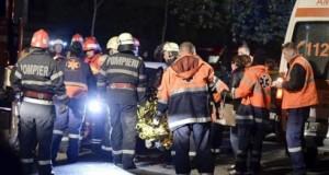 BREAKING NEWS: Zeci de răniți din clubul Colectiv luptă pentru viață în spitalele din București