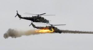 Patru răniţi după prăbuşirea unui elicopter militar în nordul Italiei