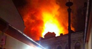 BREAKING NEWS: Tragedia din Colectiv se repetă. Incendiu într-un club din Constanța