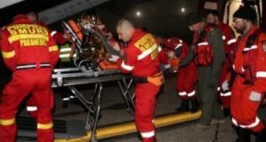 Incendiu Colectiv. Doi pacienţi răniţi, transferaţi la un spital din Germania, marţi seară