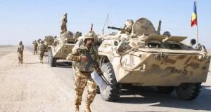 Militar român, rănit în Afganistan în urma unui atac