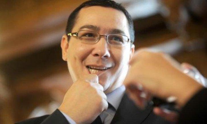Mesajul lui Ponta