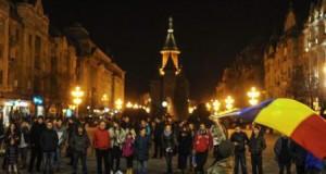 RO.MÂNIA, ziua a treia. Ce au strigat zeci de mii de români în oraşele din ţară