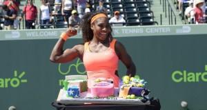 Au apărut imagini cu Serena Williams cum îşi recuperează telefonul de la un hoţ