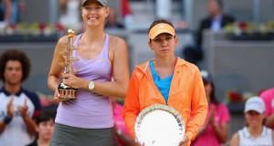 Meciul Halep-Sharapova de la Turneul Campioanelor, suspectat de aranjament.A fost deschisă o anchetă