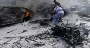 Atentat sinucigaş în Liban. Cel puţin cinci persoane au murit