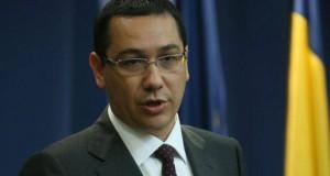 Ponta: Vom institui un program special pentru recuperarea celor răniți