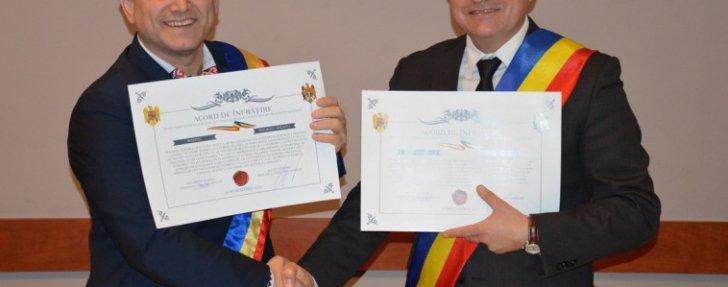 Infratire România - Moldova
