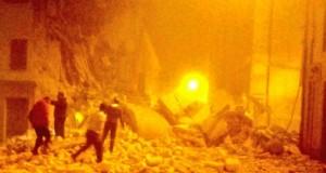 Cutremurele din Italia au avut peste 350 de replici