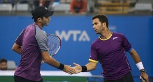 Horia Tecău și Julien Rojer s-au calificat în semifinalele probei de dublu la Basel