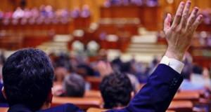 Parlamentarii își voi votează noi privilegii. La indemnizații mai mari, sume forfetare mai mari