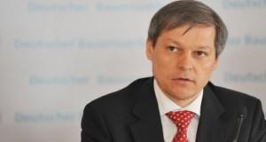 """Cioloş a înregistrat oficial """"Asociaţia România 100"""". Cine face parte din comitetul director"""