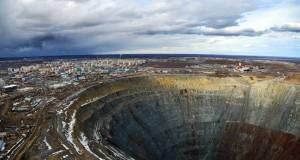 Imagini ireale din orașul de la capătul lumii