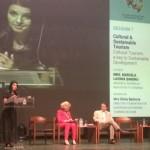 """Lavinia Șandru la Forumul regional balcanic din Grecia: """"Atentatele teroriste au afectat turismul"""""""