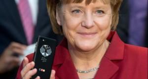 Ce smartphone-uri folosesc celebrităţile şi liderii mondiali precum Putin și Merkel