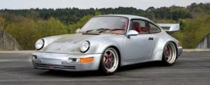 Cum arată Porsche-ul, prăfuit şi vechi de 24 ani, care a costat 2,25 milioane$. Câţi km a rulat.ŞOC!