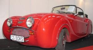 Au fabricat cea mai exotică maşină românească, rival pentru Jaguar. Străinii, uluiţi când au văzut-o
