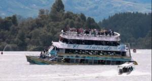 Tragedie. Un vas cu 170 de pasageri a naufragiat în Columbia