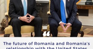 Mesajul postat pe Facebook de Donald Trump după întâlnirea cu Klaus Iohannis