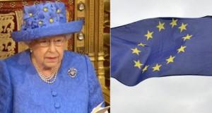 Regina Marii Britanii a ținut un discurs istoric în Parlament,dar un anumit detaliu a atras atenția