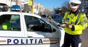 Polițiștii locali nu au dreptul să amendeze șoferii în trafic, a decis ICCJ