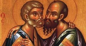 Sf. Petru şi Pavel 2017. Când are loc această mare sărbătoare creştină?