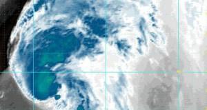 Furtuna tropicală Cindy se apropie de Statele Unite