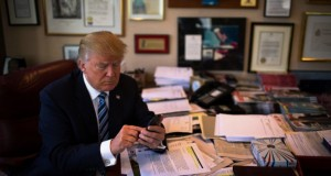Donald Trump şi tehnologia: Agenţiile noastre se bazează pe tehnologia antică