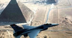 Egiptul a atacat 12 vehicule militare libiene care încercau să treacă frontiera
