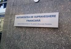 Consiliul ASF a decis închiderea procedurii de redresare financiară a societăţii City Insurance