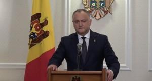 Preşedintele Republicii Moldova poate fi DEMIS. Curtea Constituţională a ţării a luat decizia