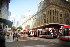 Cum arata cel mai nou tramvai de la Alstom: are o capacitate cat 9 autobuze si poate fi reciclat 98%