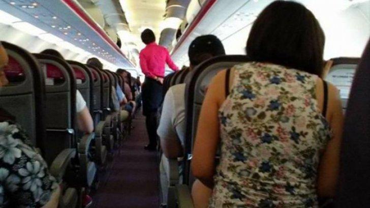 """Compania Aeriană """"Saudia"""" din Arabia Saudită le interzice pasagerilor să poarte haine necorespunzătoare"""