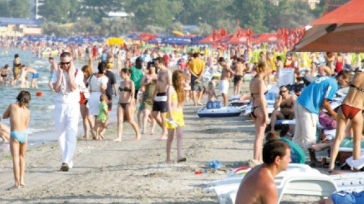Record de turiști pe litoral