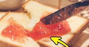 Mănânci gem pe pâine? Sigur nu ştiai cât de rău îţi face această combinaţie!