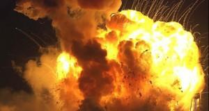 Dublu atac kamikaze lângă o bază militară: cel puțin 43 de morți
