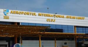 Cinci curse aeriene interne şi internaţionale din Cluj Napoza au întârzieri