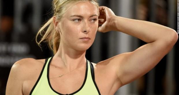 Maria Şarapova. Rusoiaca, dată de gol. De ce s-a retras Maria Şarapova de la Miami. Ruşinos