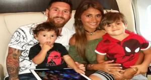 Lionel Messi, din nou tată. Starul argentinian așteaptă al treilea copil