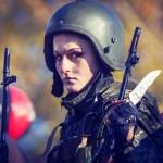 """Lunetista """"Albă ca Zăpada"""" a fost lichidată de forțele anti-rusești din Ucraina"""