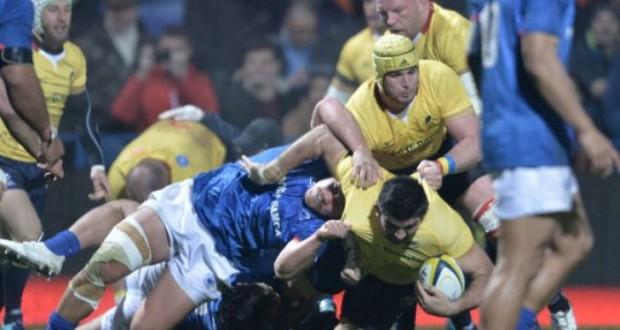 Victorie mare pentru naţionala de rugby a României, 17-13 cu Samoa